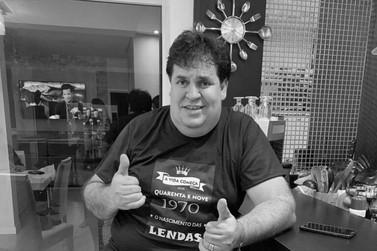 Morte do cantor Marquinhos Negreiros comove fãs e familiares em Igrejinha