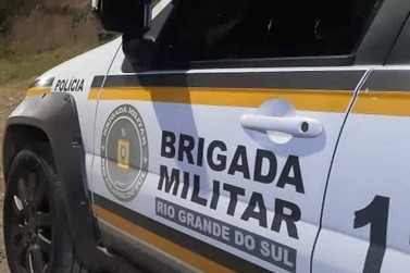 Brigada Militar prende procurado da Justiça em Igrejinha