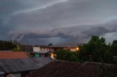 Defesa Civil de Igrejinha alerta para chuvas e temporais pelo Estado