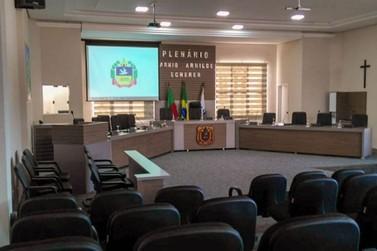Resumo dos Trabalhos da Câmara de Vereadores de Igrejinha (1ª Reunião)
