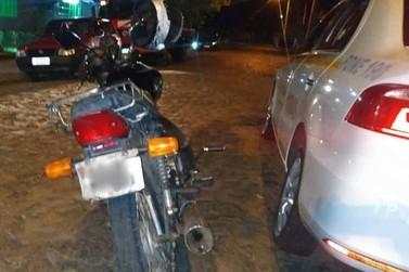 Brigada Militar de Igrejinha prende homem com moto clonada