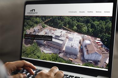 Construarte inicia o ano do cinquentenário com novo site