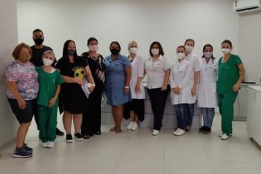 Hospital Bom Pastor recepciona nova turma do programa Vida Leve