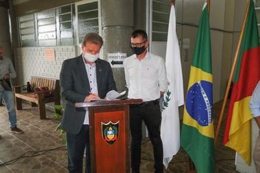 Município de Igrejinha e FACCAT inauguram Incubadora Tecnológica ParanhanaTEC