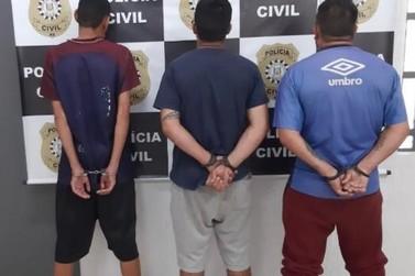 Polícia Civil prende três suspeitos de duplo homicídio de jovens em Igrejinha