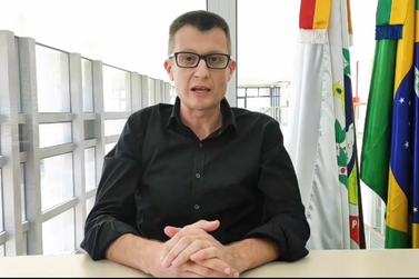Vídeo: Para evitar aglomerações, Prefeito de Igrejinha faz apelo à comunidade