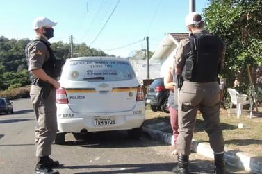 Brigada Militar de Igrejinha prende homem por violência doméstica