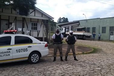 Brigada Militar intensifica segurança nas localidades da zona rural de Igrejinha
