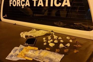 Brigada Militar prende traficante no bairro Bom Pastor em Igrejinha