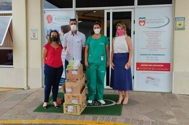 Eternas soberanas da Oktoberfest se unem para ajudar o Hospital de Igrejinha