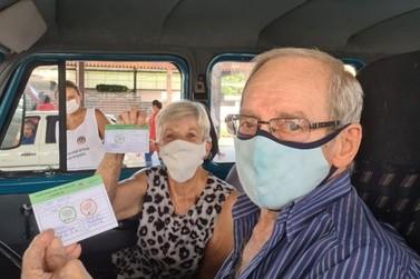 Município de Igrejinha já vacinou mais de 2.700 pessoas dos grupos prioritários