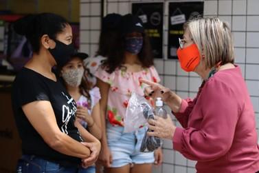 Uso de máscara em ruas de Taquara é obrigatório e descumprimento gera multa