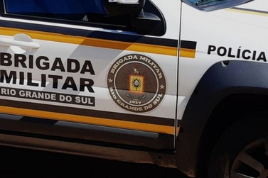 Brigada Militar prende casal por furto de rodas de três veículos em Igrejinha