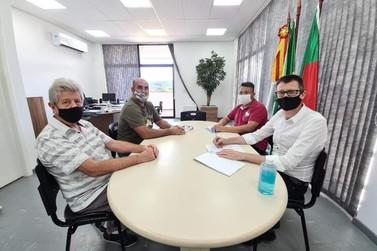 Município de Igrejinha renova parcerias com Consepro e FGTAS/Sine