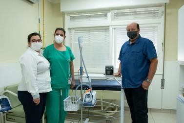 Sindicato das Indústrias doa três aparelhos de respiração ao Hospital Bom Pastor