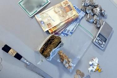 Tráfico de drogas: Brigada Militar apreende menor de idade em Igrejinha