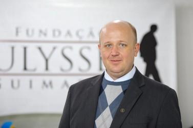 Guto Scherer assume a presidência da Fundação Ulysses Guimarães no RS