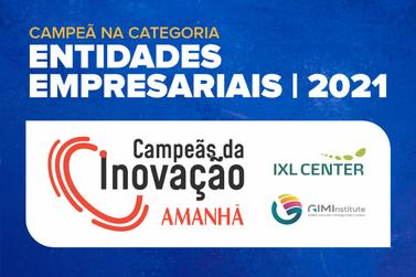 Instituto Desenvolver é reconhecido na premiação Campeãs da Inovação do Sul