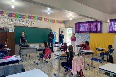 Município de Igrejinha retoma aulas presenciais