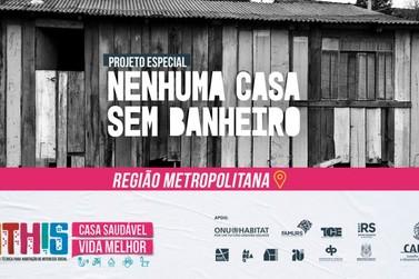 """Vereadora sugere adesão de Igrejinha ao programa """"Nenhuma Casa sem Banheiro"""""""