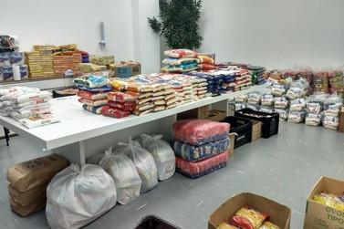 Voluntariado: Desporto de Igrejinha arrecada mais de duas toneladas de alimentos
