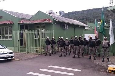 Brigada Militar realiza Operação Hoplitas em Igrejinha e Três Coroas