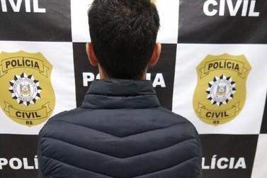 Polícia Civil prende mais um suspeito de participar de homicídio em Igrejinha