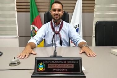Vereador sugere criação de programa de apoio às agroindústrias em Igrejinha