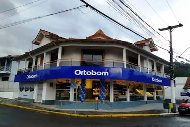 Igrejinha recebe primeira loja da Ortobom em novo layout no Vale do Paranhana