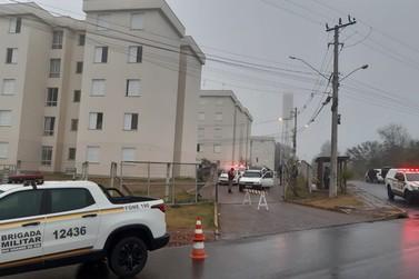 Forças policiais realizam operação em condomínio residencial em Igrejinha