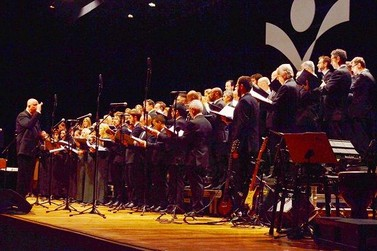 Coro Sinfônico da Ospa encanta público de Taquara