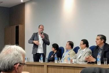 Prefeito Joel participa do edital de duplicação da ERS-239 em Taquara