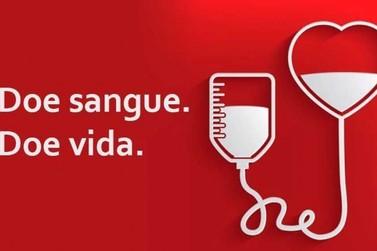 Campanha de Doação de Sangue será neste sábado, dia 9