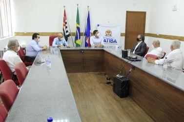 Cônsul honorário do Líbano se reúne com Prefeito e secretários de Itatiba