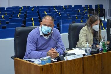 'Não quero apresentar projeto e o ver parado na gaveta', diz Vereador