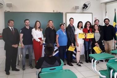 Alunos eleitos do IFPR - Campus Jacarezinho, são diplomados vereadores