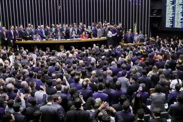 Como cada Deputado Paranaense votou o texto-base da reforma da Previdência