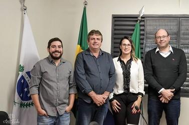 Forrest Brasil apresenta projeto de controle biológico ao presidente da Amunorpi