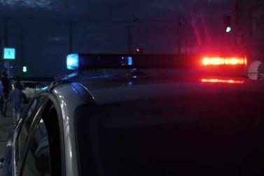 Jovem é preso suspeito de encomendar a morte do pai em Paranaguá