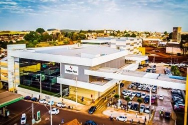 Lugar para visitar: Shopping Ourinhos Plaza