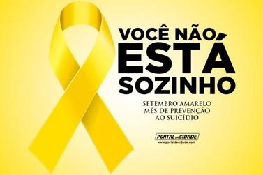 Setembro Amarelo: Você não está sozinho, falar é a melhor solução!