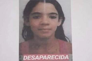 Adrielly, de 15 anos, desapareceu em Jacarezinho