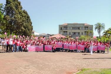 Campanha Outubro Rosa tem programação durante todo o mês em Jacarezinho