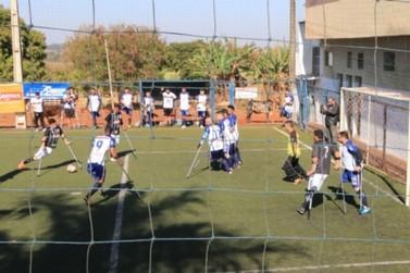 Equipe de futebol  de Ourinhos estreia na série B do Campeonato Brasileiro