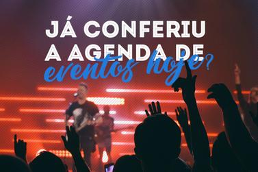 Jacarezinho: Agenda Final de Semana de 11 a 13 de outubro