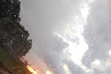 Previsão do tempo para esta segunda-feira, 07 de outubro, em Jacarezinho