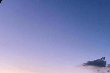 Previsão do tempo para esta sexta-feira, 11 de outubro, em Jacarezinho