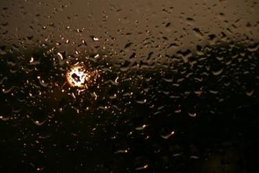 Previsão do tempo para esta terça-feira, 15 de outubro, em Jacarezinho