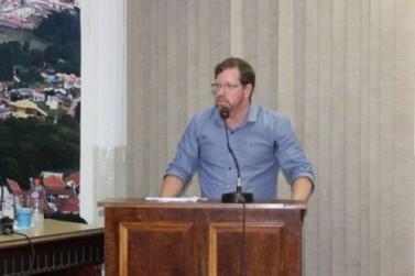 Vereador solicita informações sobre Plano de Saneamento Básico em Jacarezinho