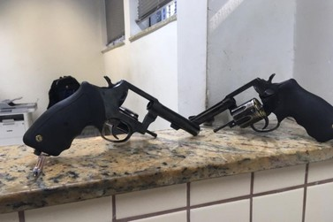 Vigia de frigorífico é baleado por policiais após surtar e fazer vários disparos